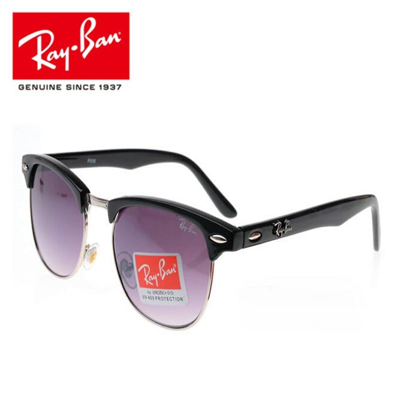 RayBan RB3016 Outdoor Glassess RayBan Glasses For Men/Women Retro UV400 HD Polarized Men Glasses Driving Glasses RayBan Wayfarer