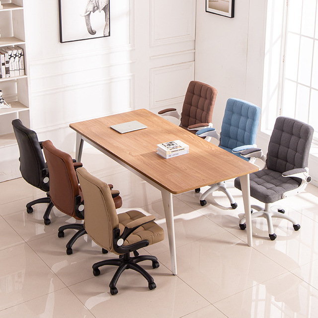 Executive Leather Office Chair 5