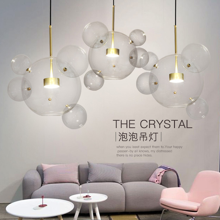 Post-Modern Nordic Herringbone Contemporary Pendant Light Living Room Dining Room Dimmable G9 Bulb Hanging Lamps LED
