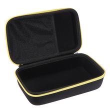 Black EVA Hard Case Storage Waterproof Shockproof Carry Bag with Mesh Pocket for Protecting F117C F17B Digital Multimeter cheap Mayitr CN(Origin) Other Hard Case for Multimeter