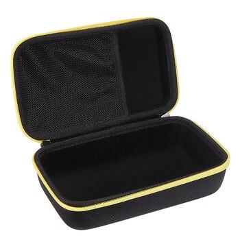 Black EVA Hard Case Storage Waterproof Shockproof Carry Bag with Mesh Pocket for Protecting F117C/F17B Digital Multimeter - discount item  40% OFF Tools Packaging