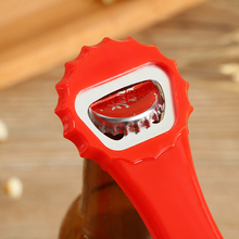Фото - Colorful Bottle Opener Portable Beer Opener Tools Personalized Cooking Gizmos Kitchen Gadget  Summer Beverage Beer Accessorie portable cute cat screwdriver keychain multifunction outdoor zinc alloy bottle opener kitchen gadget beer tools