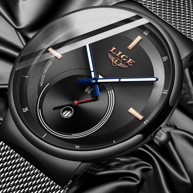 Часы  Lige 9993