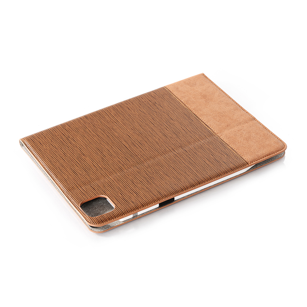 2020 Series PU Tablet Brown Pro For Case Back iPad 9 Pro 2020 For 12 Cover iPad Business