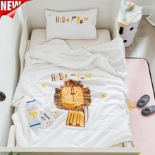 Article Quilt Comfortable Bed-Covers Bedding Nap Air-Conditioning Washable Thin Soft