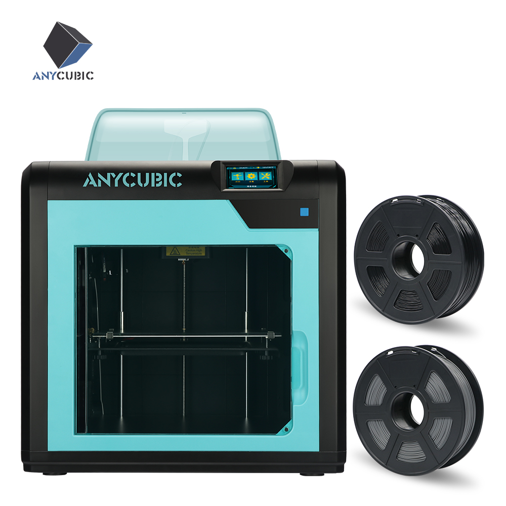 ANYCUBIC Formax Pro 3d Printer 3 5Inch Touch Screen Plus Size with Ultrabase Hotbed FDM 3D