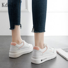 Women Shoes White Sneakers For Women Vul