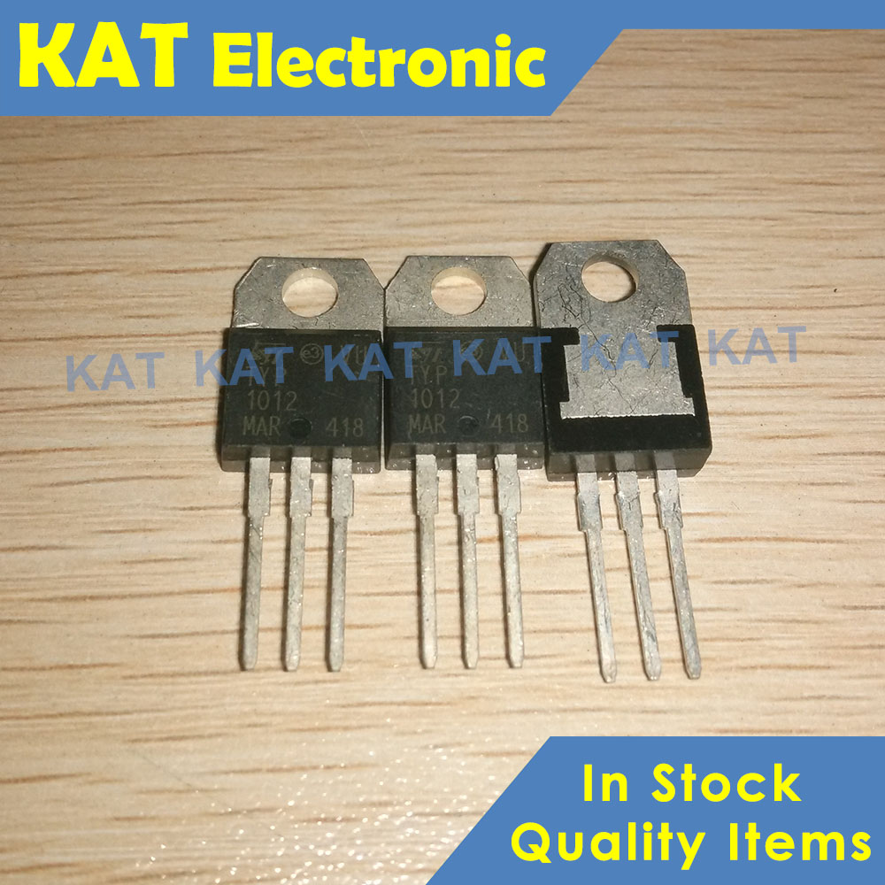 5PCS/Lot TYP1012 TYP512 TYP212 TYP 1012 512 212 TO-220 SCR FOR OVERVOLTAGE PROTECTION