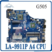 Laptop G505 Lenovo A4 LA-9911P for Ideapad CPU Test-Motherboard