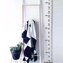 20*200cm Höhe Messen Wand Hängen Baby Kind Kinder Wachstum Chart Höhe Messen Lineal Wand Aufkleber für Zimmer home Schlafzimmer Dekor