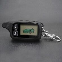 2-way TW9030 Remote Control Key Fob Keychain for TW9030 TW9020 two way car