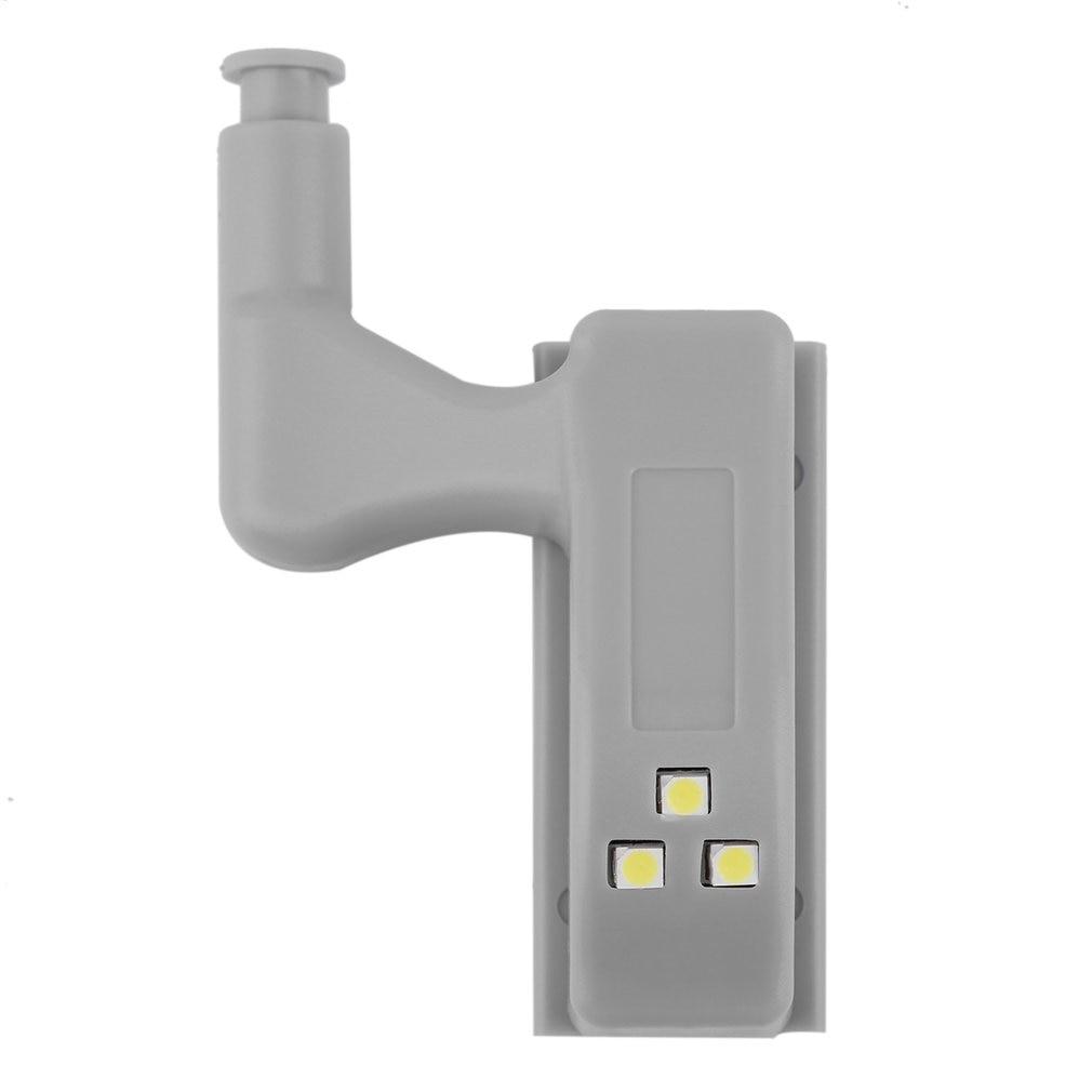 ICOCO Cabinet Inner Hinge LED Sensor Light Lamp System IR Infrared Motion Detector Wireless Cupboard Closet Auto Light Lamp