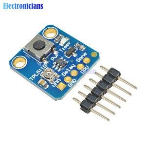 TPL5110 низкая мощность таймер Breakout модуль макетная плата инструмент 20uA электронный таймер модуль оценить макетную плату