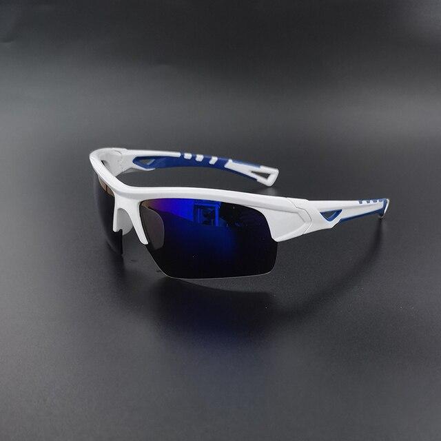 Top quality cycling sunglasses UV400 Men Women mountain bike glasses 2020 Outdoor riding running goggles Sport bicycle eyewear 5