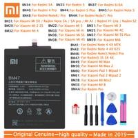 Xiao Mi Original Phone Battery For Xiaomi Redmi Note 4 4X 3 3S 3X 4X 4A 3 pro 5 5A 6 6A Pro Mi4C Mi 5X Mi 5 Mi5 M5 Mi6 Batteries|Mobile Phone Batteries|Cellphones & Telecommunications -