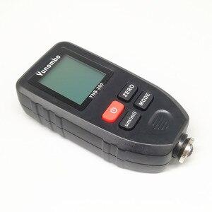 Image 4 - YNB 200 Digital LCD Display Dicke gauge farbe beschichtung Digitale Autolack Dicke Meter 0 1300um Breite Messung tester