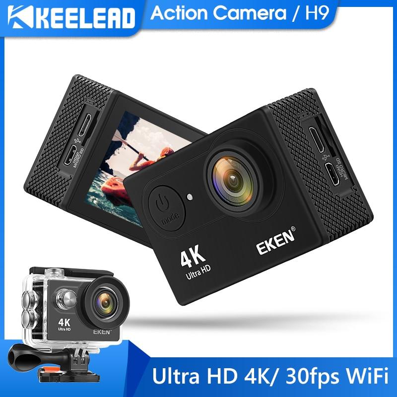 EKEN-cámara de acción H9R/H9 Ultra HD 4K/30fps wifi 2,0