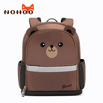 NOHOO School backpack Cartoon Anime Large capacity orthopedic backpack for kids waterproof primary school bags 6-15 years old 100 ideas for early years practitioners school readiness
