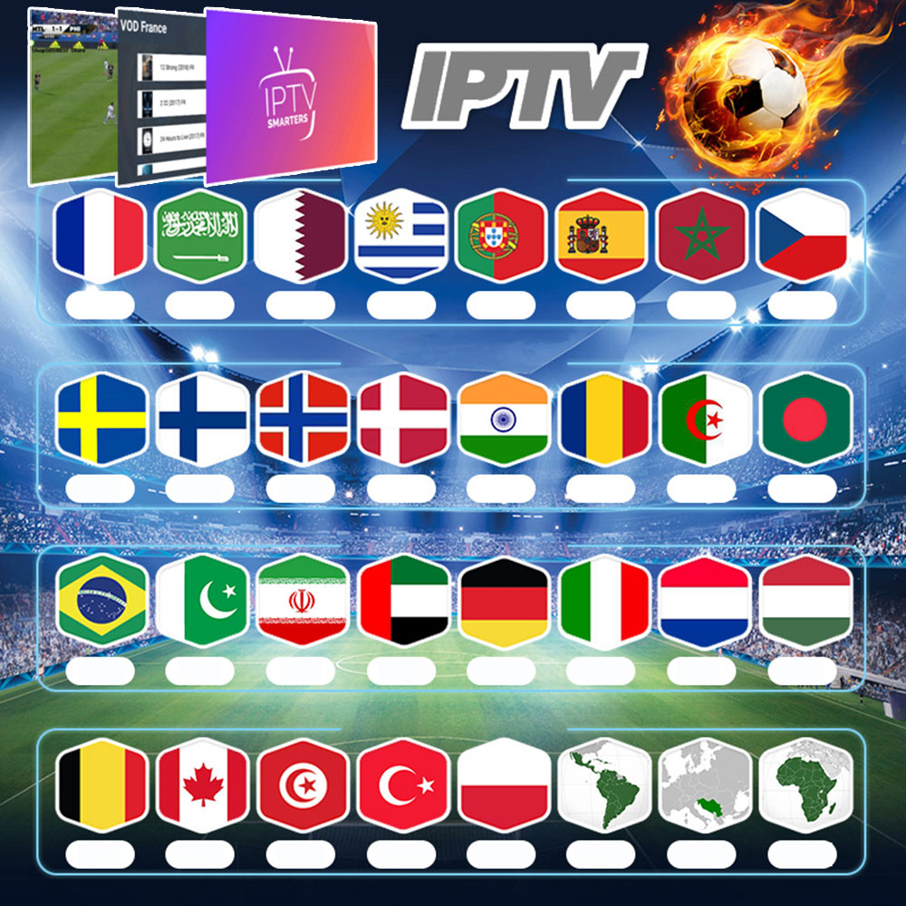 SANSAT IPTV SPAIN M3U With Spanish VOD Movies DAZN Sport Movistar Cine Local Live TV For Smartphones Android TV Box X96 Max HK1