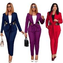 Комплект из 2 предметов, африканская одежда, Африканский Дашики, модный костюм Дашики(топ и брюки), супер эластичные вечерние размера плюс для леди