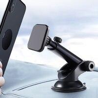 Suporte magnético automotivo para celular  suporte de celular  para iphone  xiaomi  painel de controle  ventosa de sucção  para carro