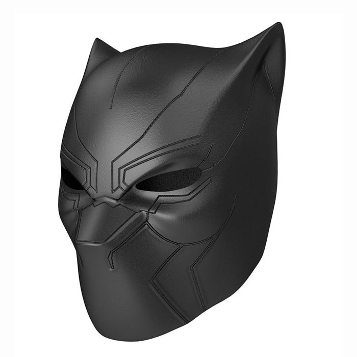 Iron Man Black Panther DIY Can Wear Helmet 1:1 Paper Model Need Handmade