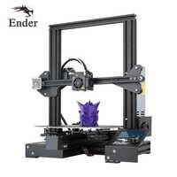 Ender-3 PRo 3D Kit de impresora DIY de gran tamaño I3 mini ender-3pro impresora 3D continuación impresión potencia Creality 3D