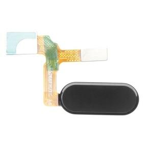 Image 2 - Para huawei honor 9 preto/azul/cinza/cor ouro impressão digital casa botão cabo flexível