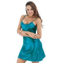 Gran 3XL 4XL mujer de camisón dama Sexy Spaghetti Correa vestido de noche Camisones para mujer sin mangas ropa de dormir Pijamas
