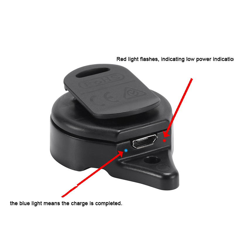 Pocket Energy Bluetooth Interactive Wristband Bracelet Charger Adapter for Pokemon Go Plus Rechargeable Battery