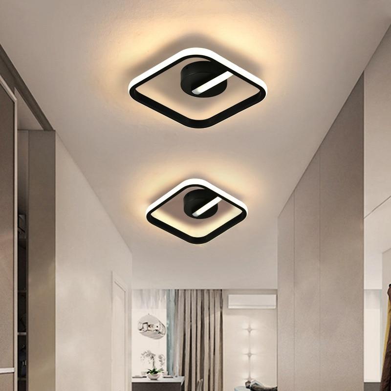 superfície montado lâmpada do teto decoração AC85-265V