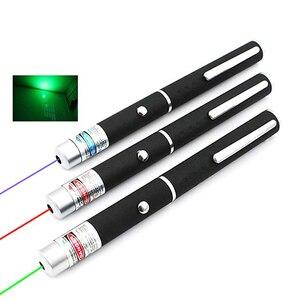 Green Red Purple Laser Pointer