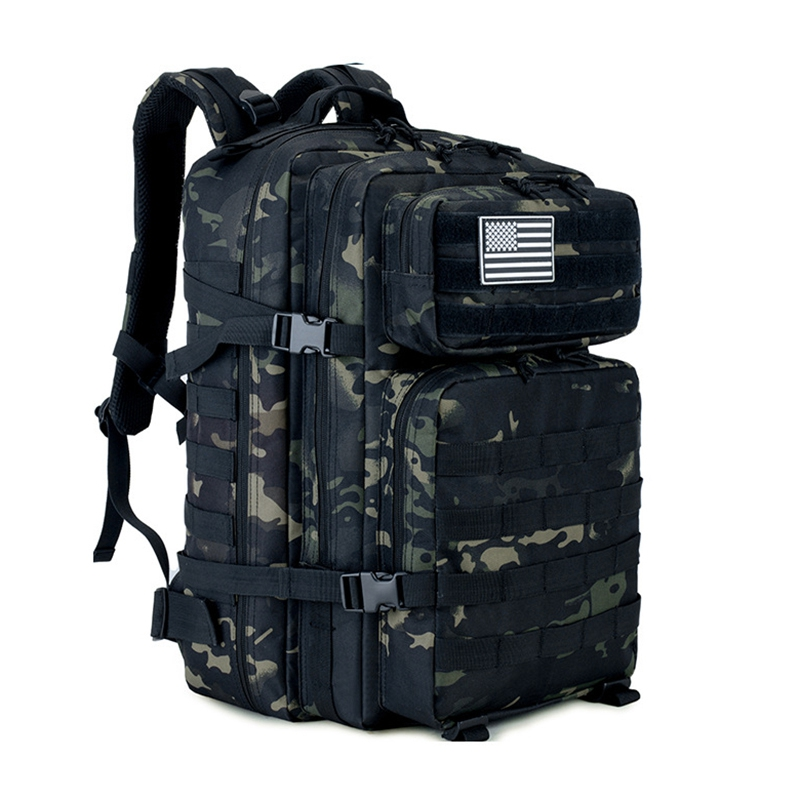 Outdoor Sports Backpack 45L Camping Travel Computer Backpack Casual Bag Outdoor Bag Unisex