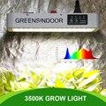 Гроу тент 3500K светодиодный светильник 3000W полными спектрами Фито лампы для растений Гроу тенты для лампы для цветов таймер последовательног...