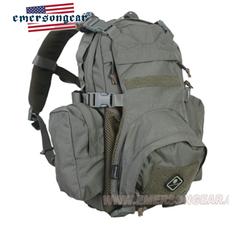 Emersongear Emerson mochila táctica de asalto Yote hidratación impermeable ejército militar deportes al aire libre bolsa senderismo caza FG