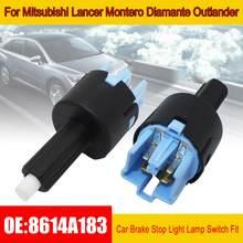 Luz de freno de coche compatible con el interruptor Mitsubishi Lancer Montero Diamante Outlander 8614A183, 1 unidad