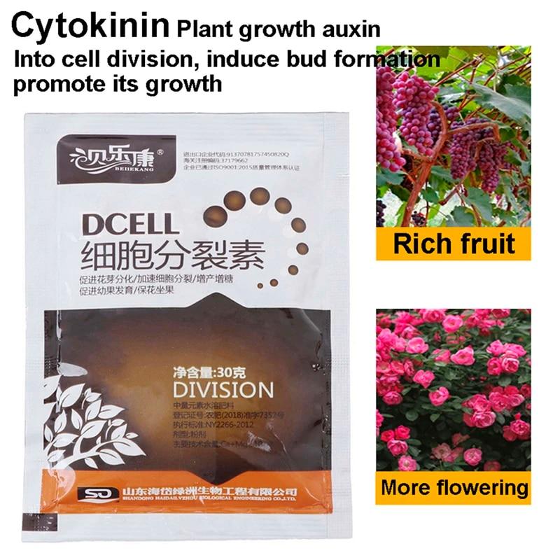 1*Cytokinin Plant Hormones Improve Vegetable Flower Fruit Tree Better ProductE3R