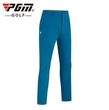 2019 PGM New Waist Elastics Slim Golf Pants Summer Comfortable Breathable Men Thin Golf trousers With TEE Pocket