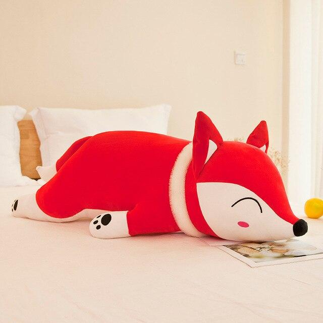 1pc 35cm Kawaii Dolls Stuffed Animals & Plush Toys for Girls Children Boys Toys Plush Pillow Fox Stuffed Animals Soft Toy Doll