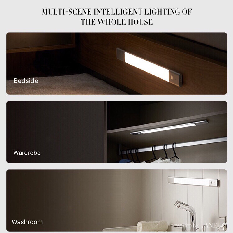 LED Lights for Room Night Light Free Shipping Items Cabinet Kitchen Accessories Room Decoration Home Decor Smart Home Lamp