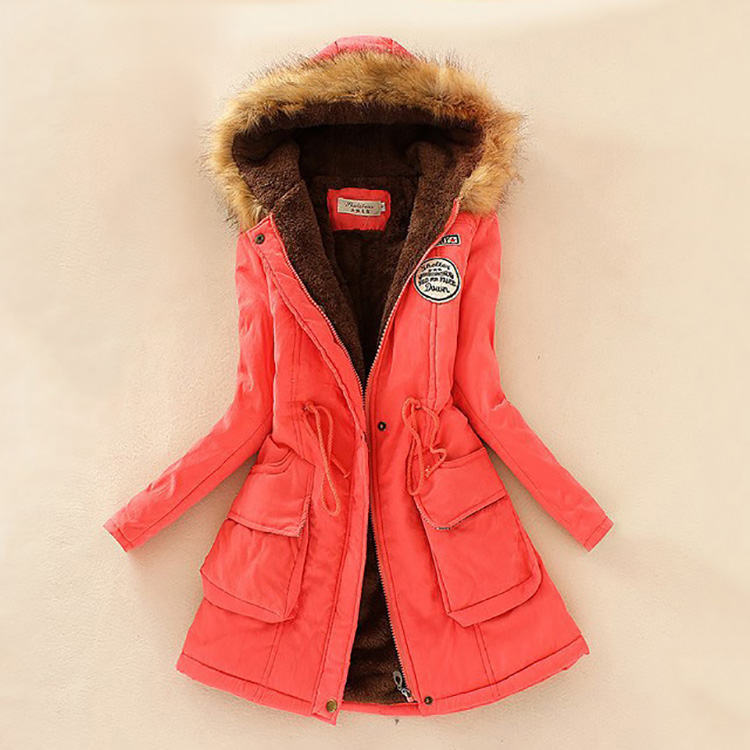 fur women coat