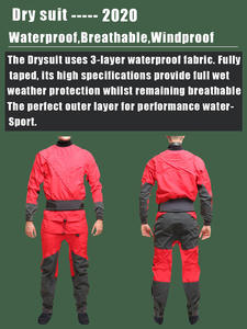 Dry-Suit Kayak Waterproof Racing Mens for Canoeing Rafting Keep-Your Warm Paddling Front-Entry
