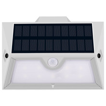 LED Solar Power Garden Light PIR Motion Sensor Night Lawn Lamp Outdoor Yard Wall Light LB88