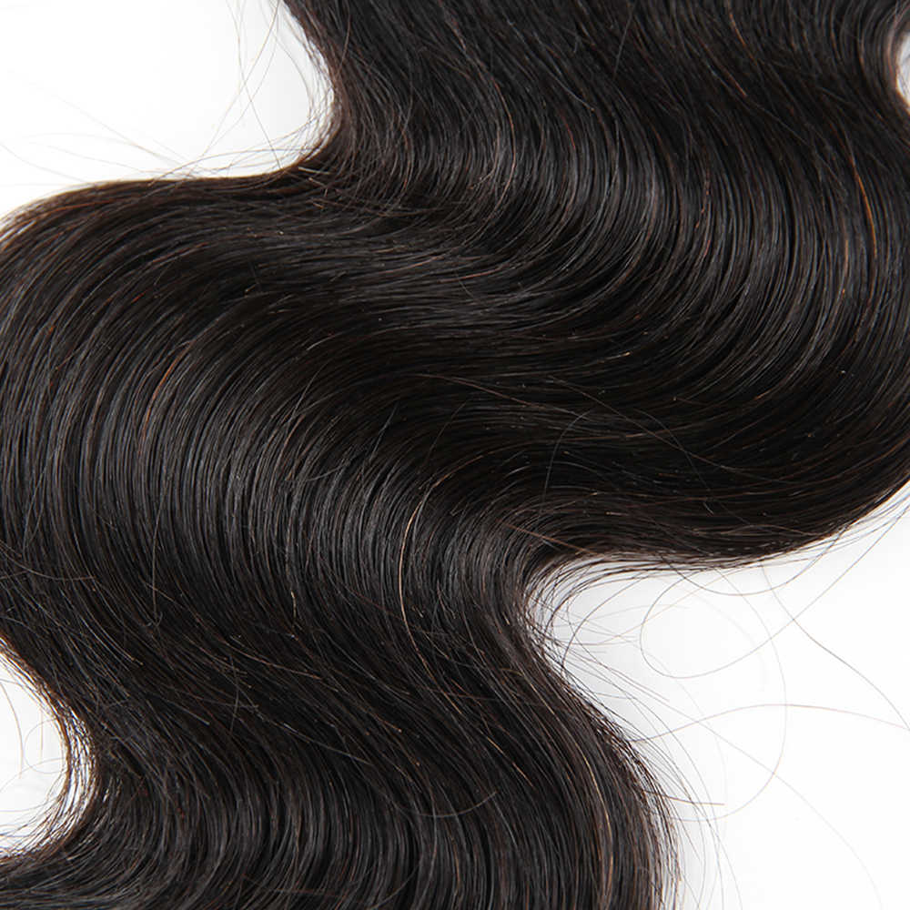 Natural Color Brazilian Body Wave Hair Weaves 8-26inch EUPHORIA 100% Remy Human Hair Weaving Bundles 1 PCS Hair Weft Extension