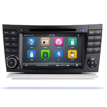 New Car DVD Player For Mercedes-Benz E Class W211 W209 W219 Radio Stereo GPS Navigation System Free Camera+Map(China)