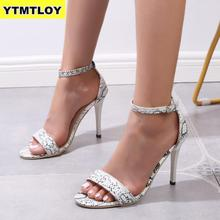 NEW Hot Summer Classic Sexy Woman Wedding Shoes Peep Toe Stiletto High Heels Big