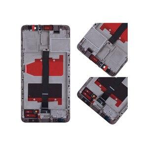 Image 3 - Оригинальный Для huawei mate 9 ЖК дисплей сенсорный экран дигитайзер для huawei mate 9 дисплей с рамкой Замена MHA L09 MHA L29
