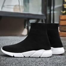 Brand Socks Sneakers Men Running Shoes Women