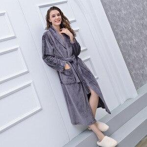 Image 4 - GIANTEX femmes salle de bain serviettes de bain pour adultes peignoir pyjamas corps Spa Robe de bain serviette de bain toalhas de banho