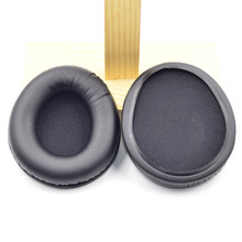 Soft Earpads Replacement For Creative Aurvana Live Headphones Ear Pads Headsets Earmuffs Comfort Leather Extra Yw#